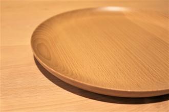木のお皿(27㎝)